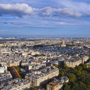Vue de la Tour Eiffel 2
